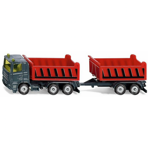Siku - Scania Dump Truck with Tipping Trailer #1685