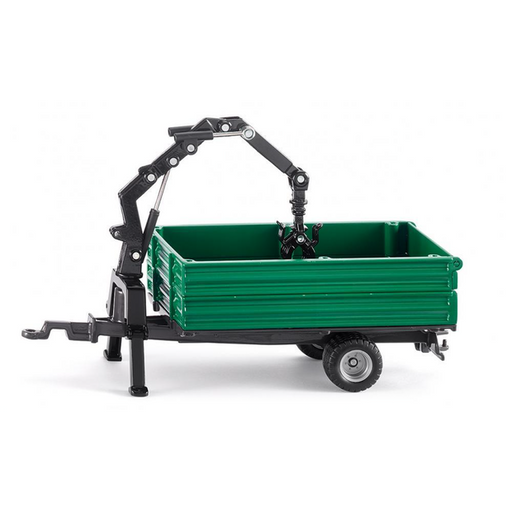 Siku - Oehler Combination Trailer with Grabber #2896