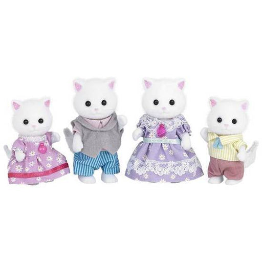 Sylvanian Families - Persian Cat Family