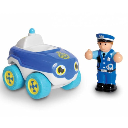WOW - My First Wow - Police Car Bobby