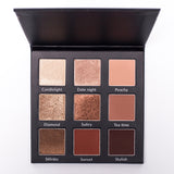 Eyeshadow Palette - Natural to Night