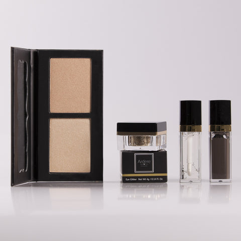 'Golden Goddess' Gift Pack + FREE Brow Fibre