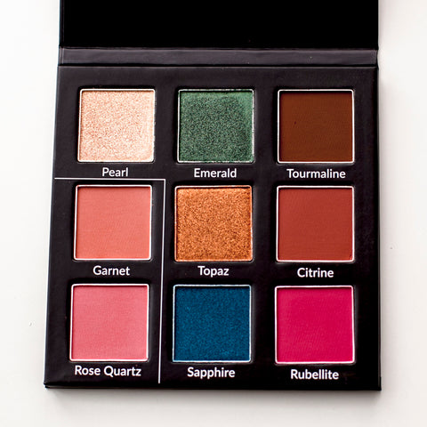 JEWELS Eyeshadow & Blush Palette