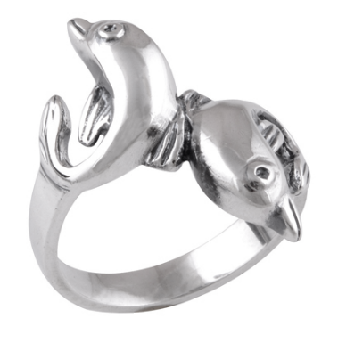 DOLPHIN RING - PLUTO'S EGO - 1