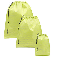 ESSENTIAL DRAWSTRING BAG - PACK OF 3