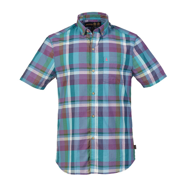 RAFFERTY SHORT SLEEVE CHECK SHIRT