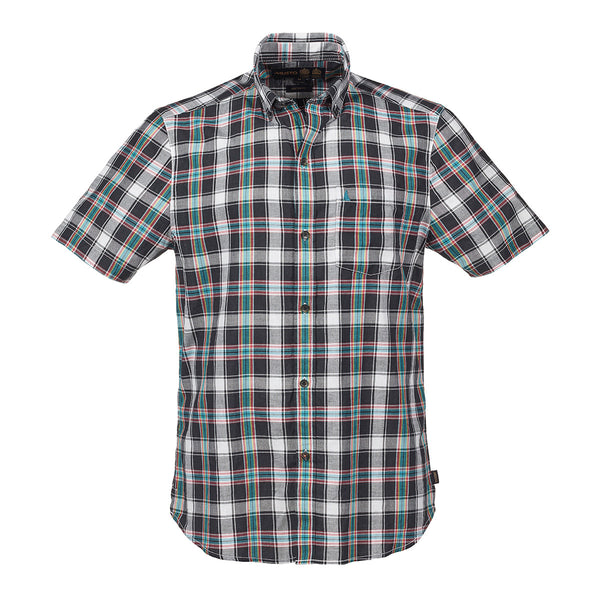 FAUST SHORT SLEEVE CHECK SHIRT