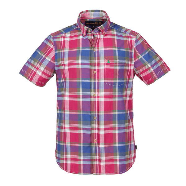 MILO SHORT SLEEVE CHECK SHIRT