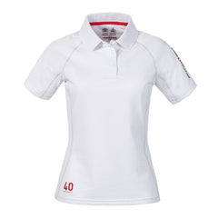 EVOLUTION WOMEN'S SUNBLOCK S/S POLO