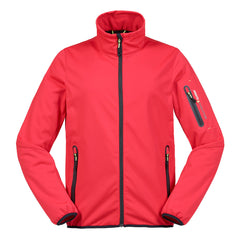 CREW SOFT SHELL JACKET