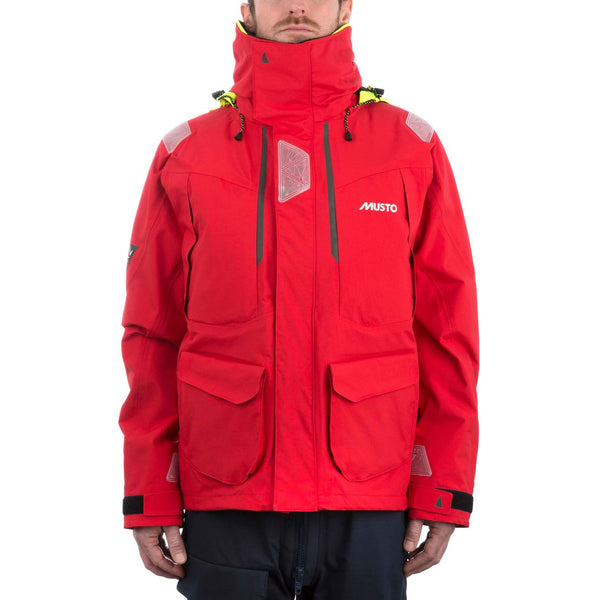 BR2 OFFSHORE JACKET