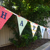 Bunting - Happy Birthday 1