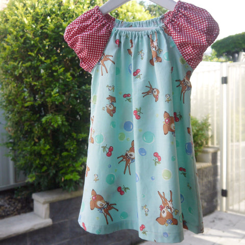 Bell Dress - Little Deer