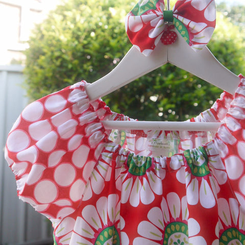 Bell Dress - Swirl