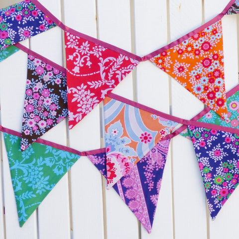 Bunting - Party Flags