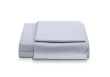The Earth Company - 100% Pure Organic Eco Cotton Bedsheet Set - Grey Mist