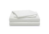 The Earth Company - 100% Pure Organic Eco Cotton Bedsheet Set - Snow Field