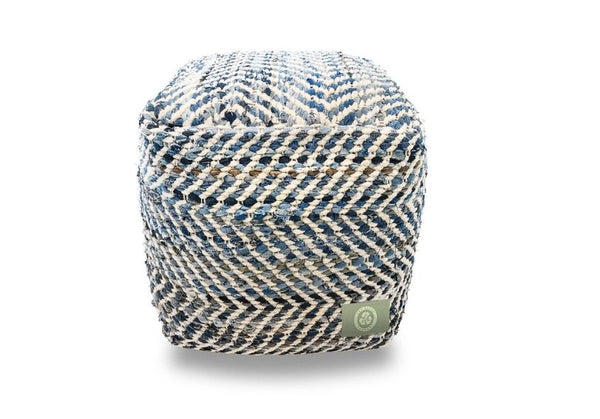 The Earth Company - 100% Organic Chenille Yarn Pouf