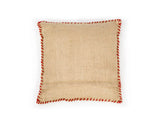 The Earth Company  100% Pure Jute Cushion, Sherpa