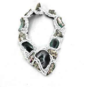 Regal Statement Collar