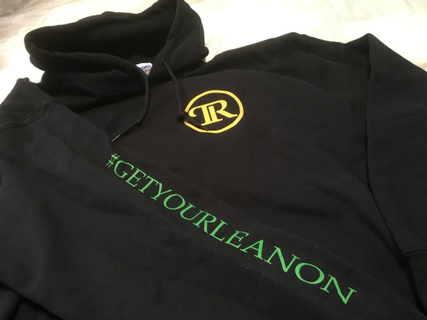 NEW Hooded Sweatshirt - by Gildan Heavy Blend