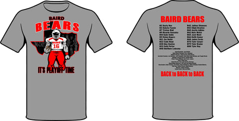 Sample - 2016 Baird Bears Playoff