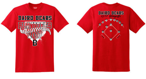 Sample - 2017 Baird baseball