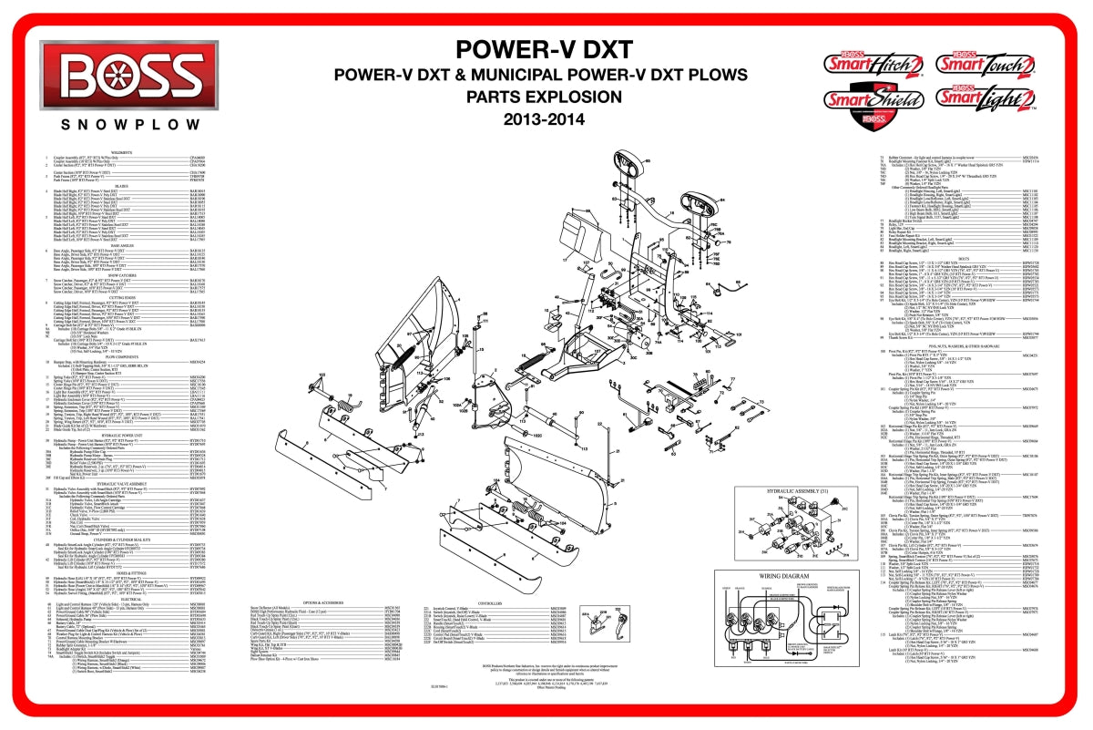 boss rt3 v blade wiring diagram boss snow plow