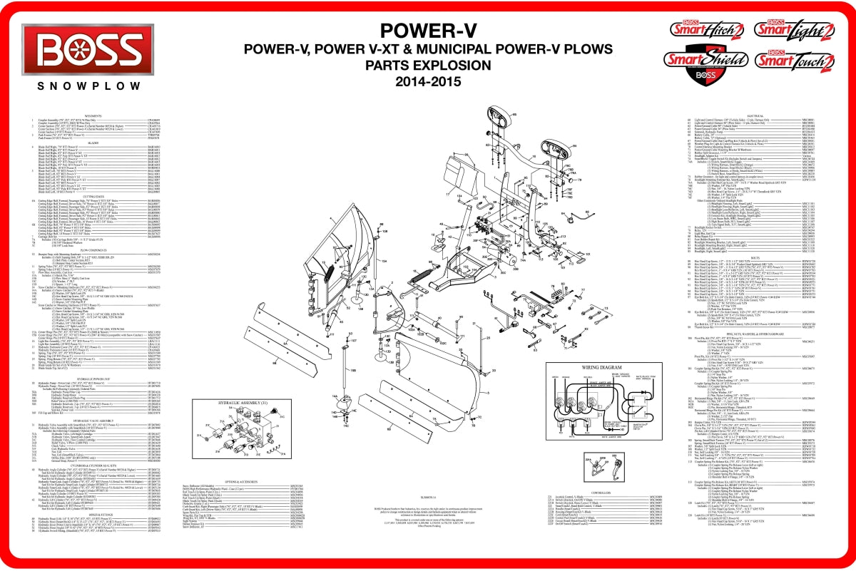 boss v plow poly wiring diagrams