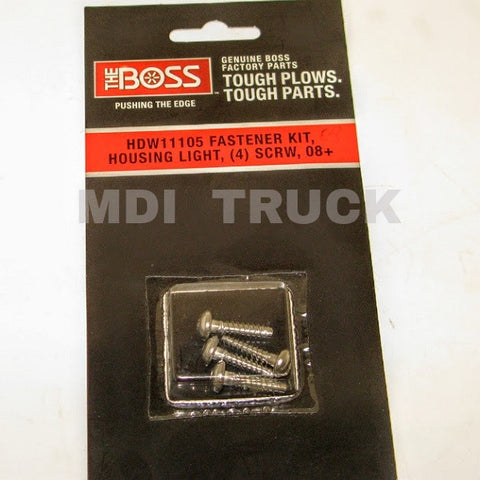 HDW11105 Fastener Kit, Housing Light