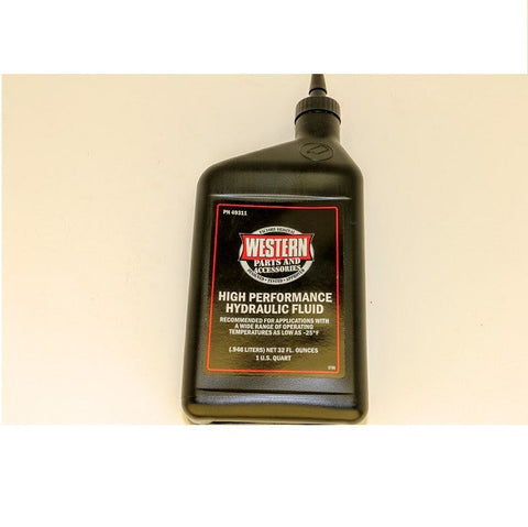 49311 Hydraulic Fluid 1 Quart