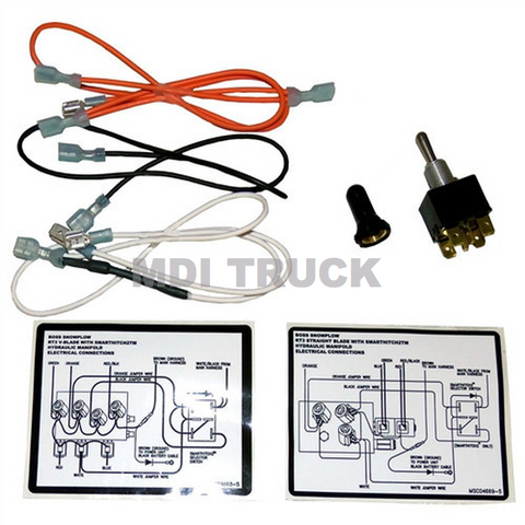 SmartHitch2 Toggle Switch Kit
