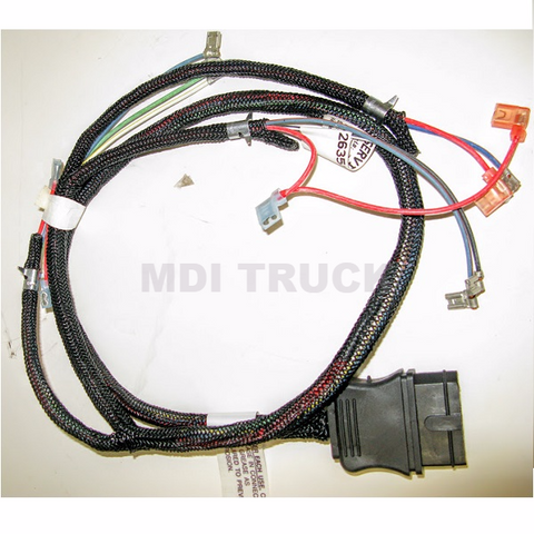 26358 Plow Control Harness 7 Pin