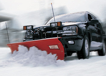 Suburbanite Plow
