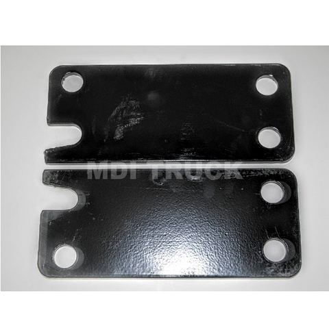 Height Adjustment Plates Kit (per side)
