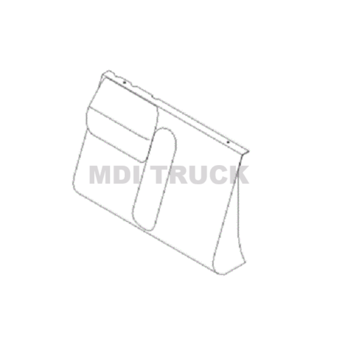 Hydraulic Enclosure Cover (10'0 RT3 Power-V DXT)
