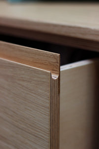 Handmade plywood furniture in Leyton, East London by Jon Grant London.
