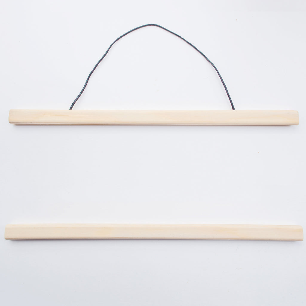 Essential Softwood Poster Hanger Set