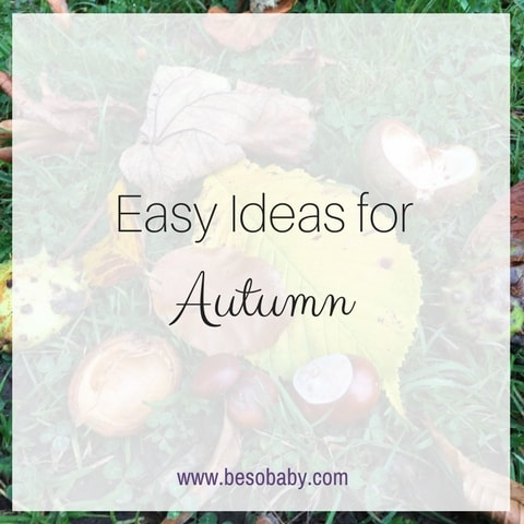 Easy Autumn Activities for Little Kids