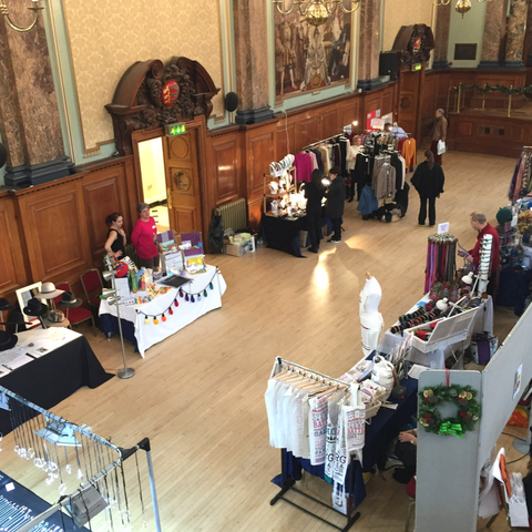 Junior League of London Christmas Fair