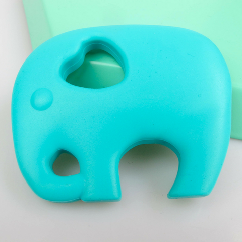 little magpies elephant teether