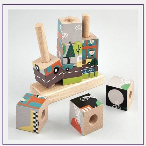 building blocks gift 2 year old