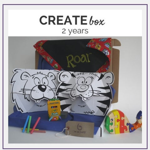 create gift box 2 year old be so baby
