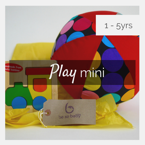 Be So Baby MINI PLAY Box