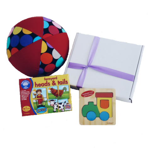 Play gift box - the perfect present for fun and unique gifts for toddlers