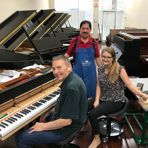 Registered Piano Technicians