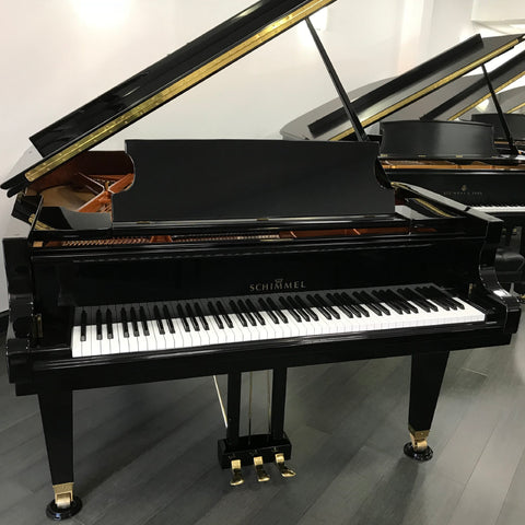 Schimmel SP-189 Grand Piano Ebony Polish,Grand, Baby Grand, Schimmel,- Orpheus Music Group McLean, Fairfax