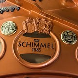 Schimmel SP-189 Grand Piano Ebony Polish,Grand, Baby Grand, Steinway,- Orpheus Music Group McLean, Fairfax
