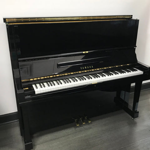 Yamaha U3 Upright Piano Ebony Polish