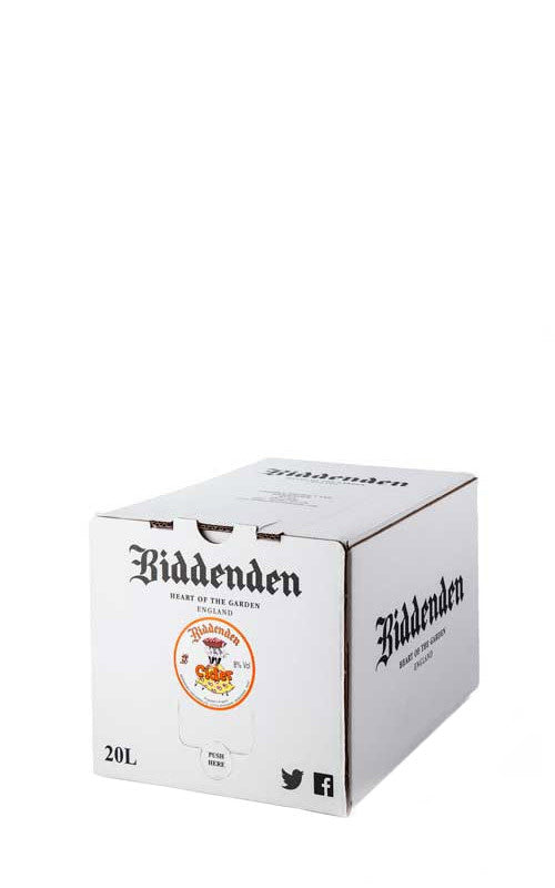 20 Litre Bag in a Box Biddenden Medium Cider